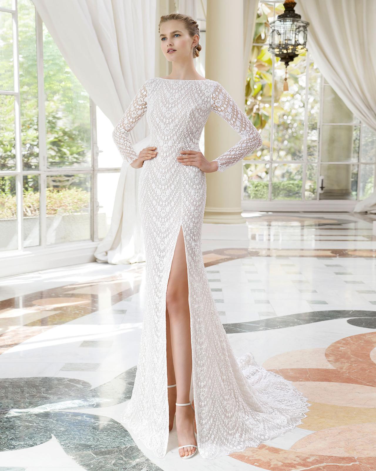 Rosa Clará Couture 2019 - Mercedes