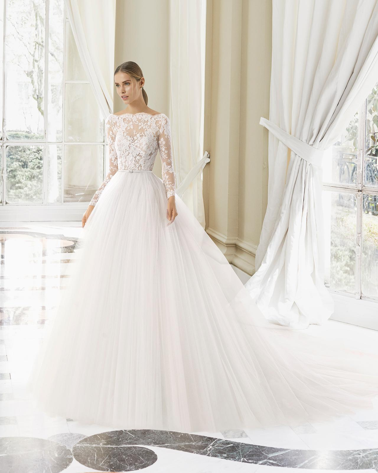 Rosa Clará Couture 2019 - Niher