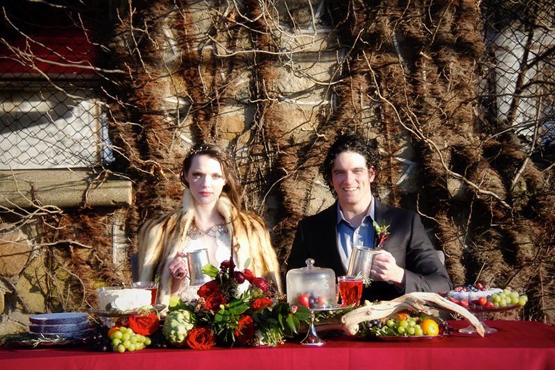 Inspirace na svatbu v style Game of Thrones - Obrázek č. 1