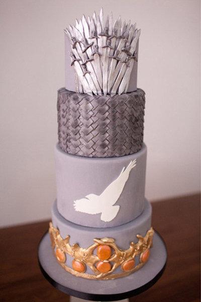 Inspirace na svatbu v style Game of Thrones - Obrázek č. 20