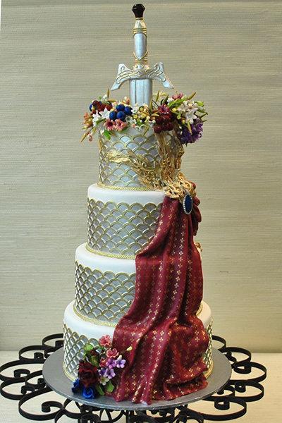 Inspirace na svatbu v style Game of Thrones - Obrázek č. 28