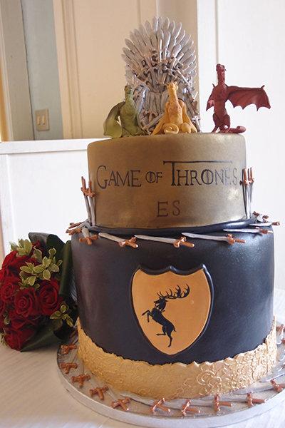 Inspirace na svatbu v style Game of Thrones - Obrázek č. 29