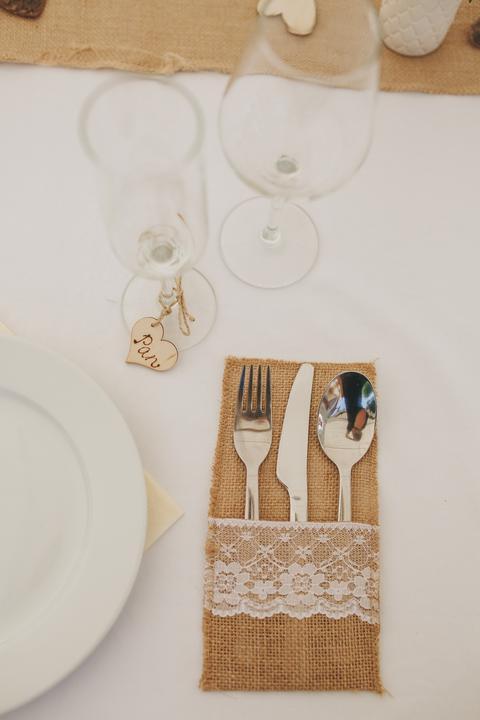 Výzdoba svatebních stolů nevěst z Bereme se - Obrázek č. 3