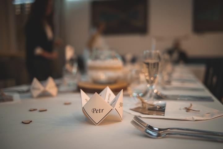 Výzdoba svatebních stolů nevěst z Bereme se - Obrázek č. 5