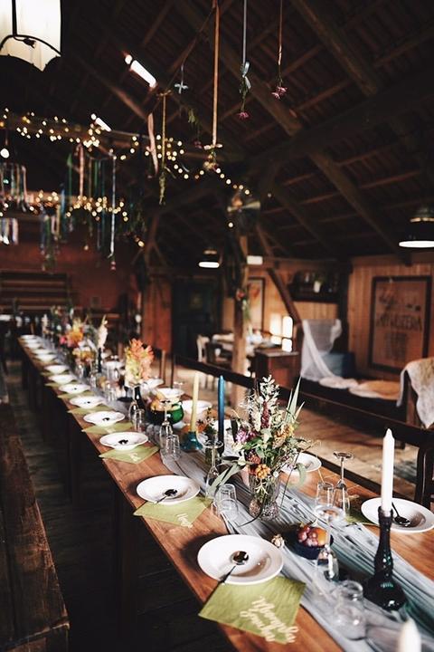 Výzdoba svatebních stolů nevěst z Bereme se - Obrázek č. 8
