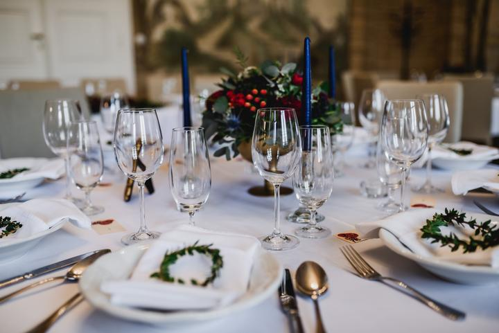 Výzdoba svatebních stolů nevěst z Bereme se - Obrázek č. 10