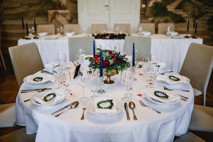 Výzdoba svatebních stolů nevěst z Bereme se - Obrázek č. 11