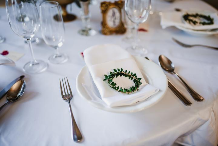 Výzdoba svatebních stolů nevěst z Bereme se - Obrázek č. 12