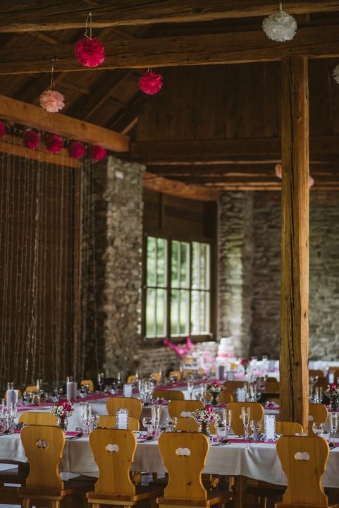 Výzdoba svatebních stolů nevěst z Bereme se - Obrázek č. 15