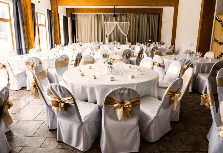 Výzdoba svatebních stolů nevěst z Bereme se - Obrázek č. 23