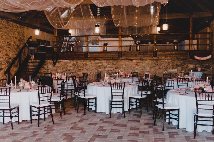 Výzdoba svatebních stolů nevěst z Bereme se - Obrázek č. 24
