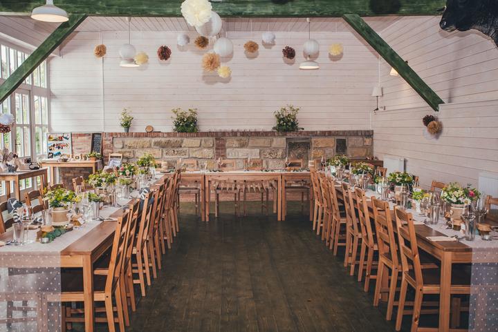 Výzdoba svatebních stolů nevěst z Bereme se - Obrázek č. 39
