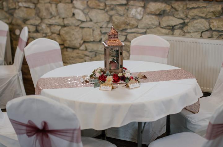 Výzdoba svatebních stolů nevěst z Bereme se - Obrázek č. 58