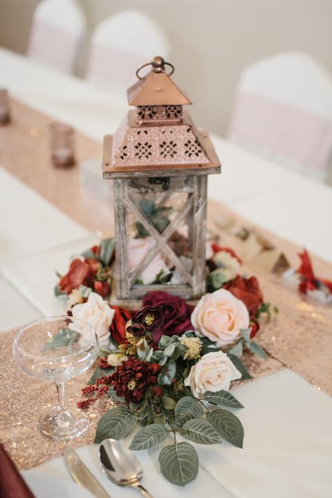 Výzdoba svatebních stolů nevěst z Bereme se - Obrázek č. 60