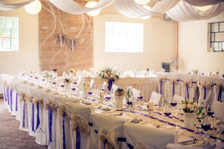 Výzdoba svatebních stolů nevěst z Bereme se - Obrázek č. 66