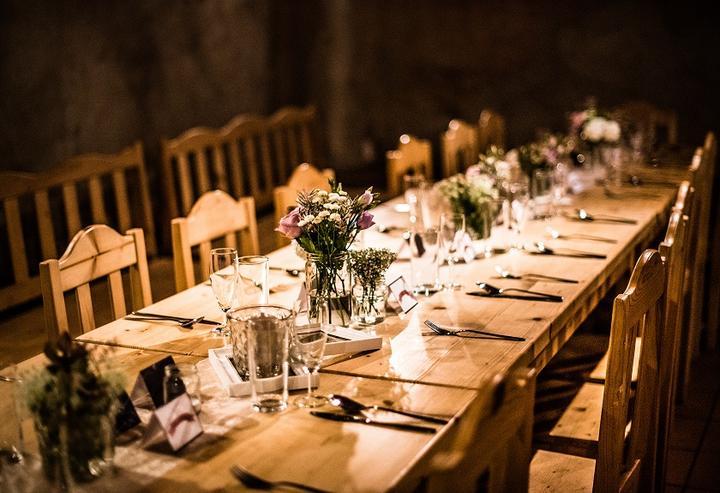 Výzdoba svatebních stolů nevěst z Bereme se - Obrázek č. 69
