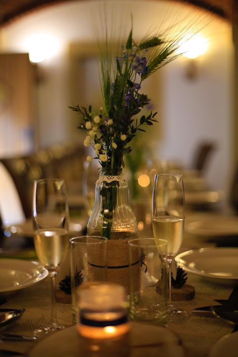 Výzdoba svatebních stolů nevěst z Bereme se - Obrázek č. 70