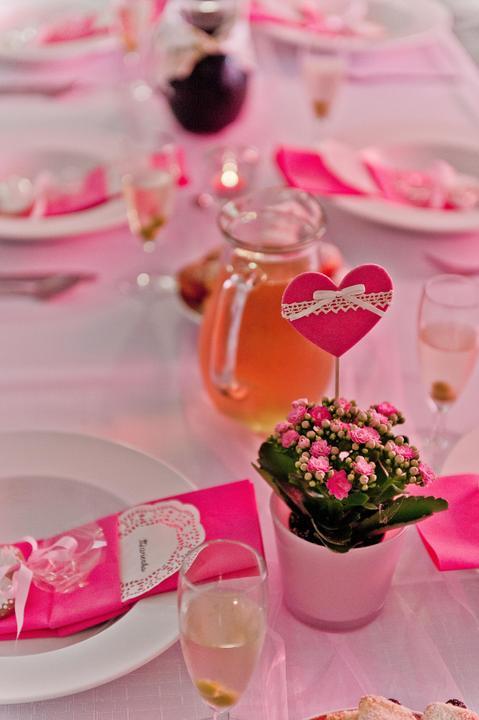 Výzdoba svatebních stolů nevěst z Bereme se - Obrázek č. 84