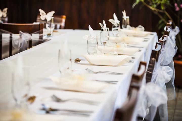 Výzdoba svatebních stolů nevěst z Bereme se - Obrázek č. 91