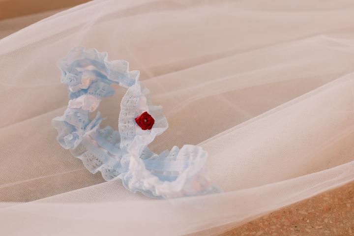 Svatební podvazky nevěst z Bereme se - Obrázek č. 3