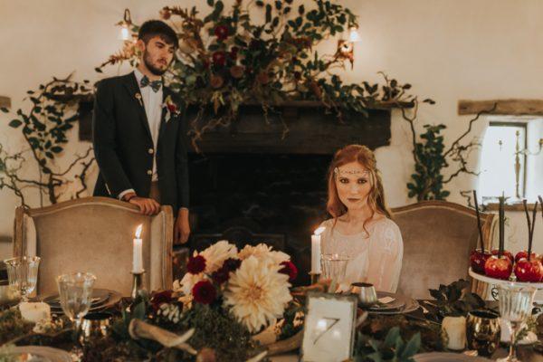Inspirace na svatbu v style Game of Thrones - Obrázek č. 76
