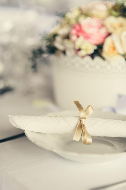 Výzdoba svatebních stolů nevěst z Bereme se - Obrázek č. 146