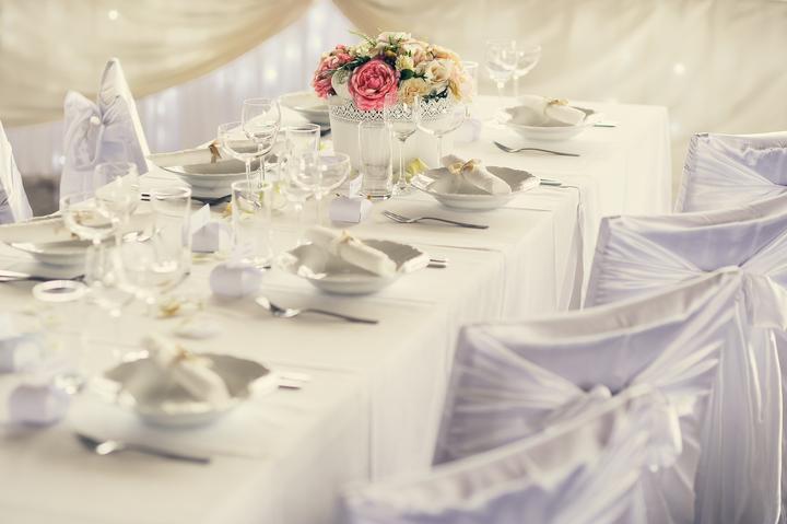 Výzdoba svatebních stolů nevěst z Bereme se - Obrázek č. 147