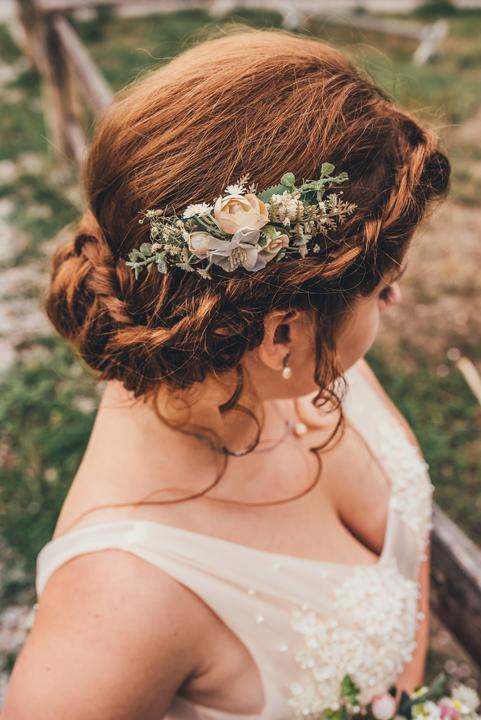 Svatební účesy nevěst z Bereme se - Obrázek č. 1