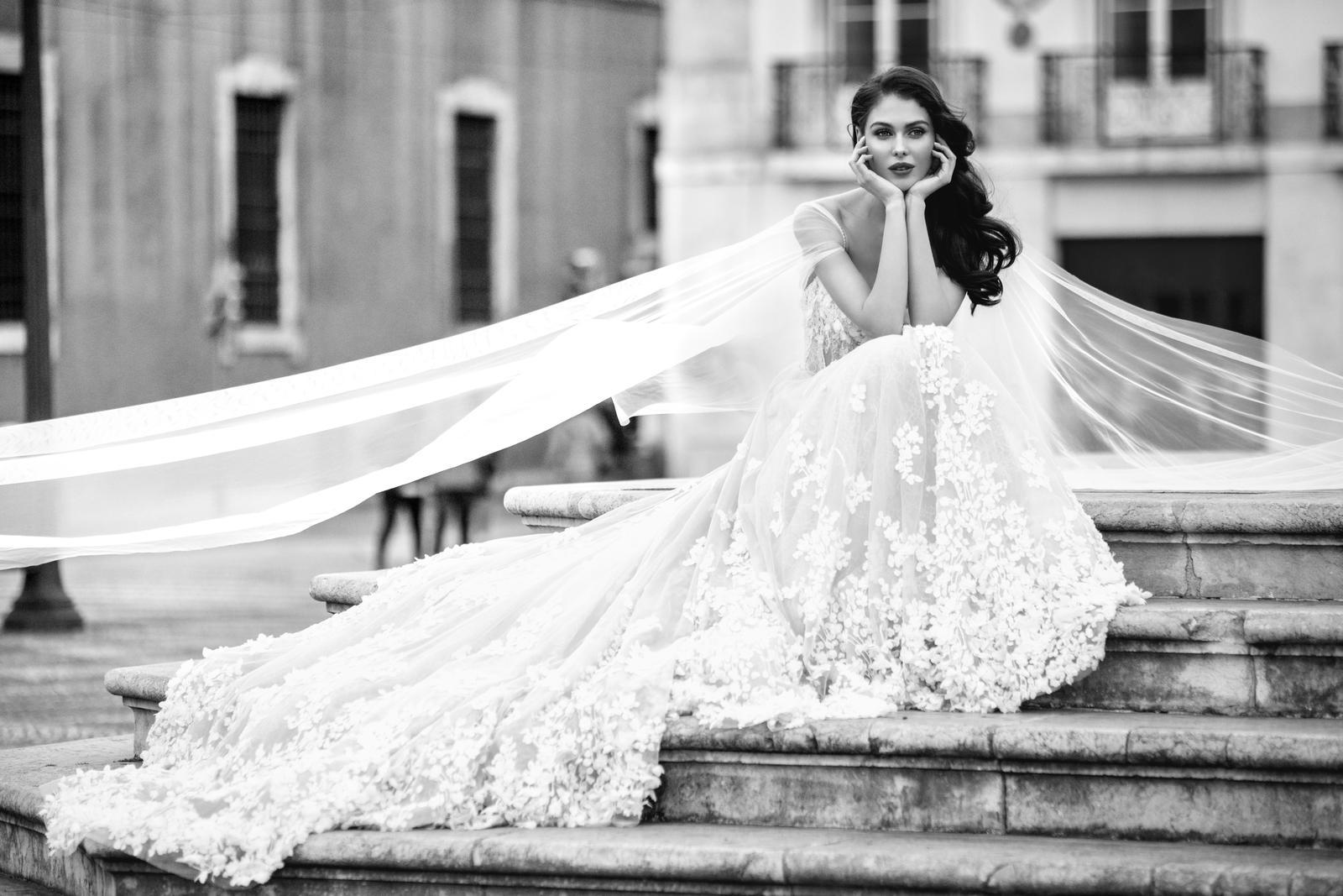 Svatební šaty Innocentia inspirované Lisabonem - Obrázek č. 7