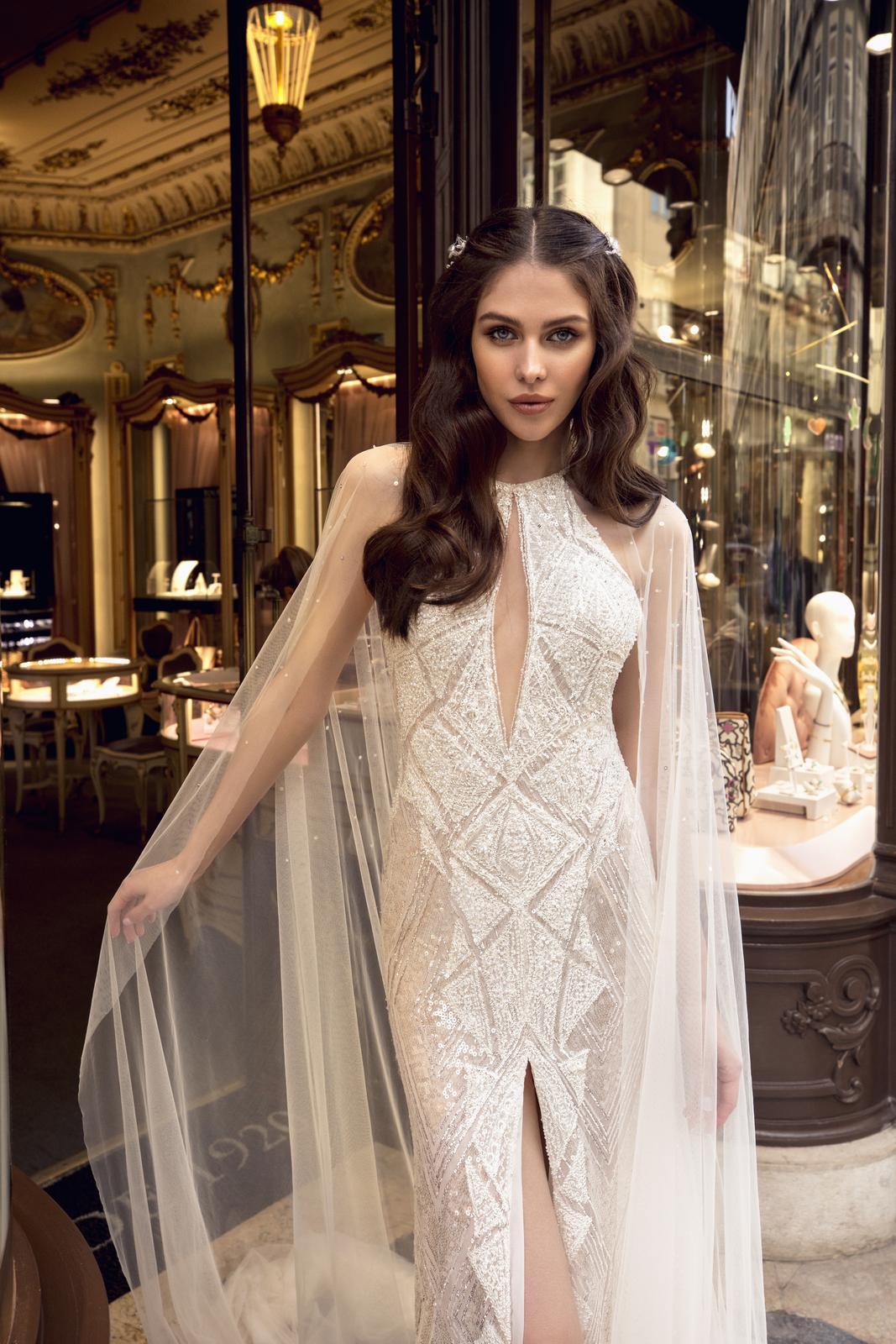 Svatební šaty Innocentia inspirované Lisabonem - Obrázek č. 10