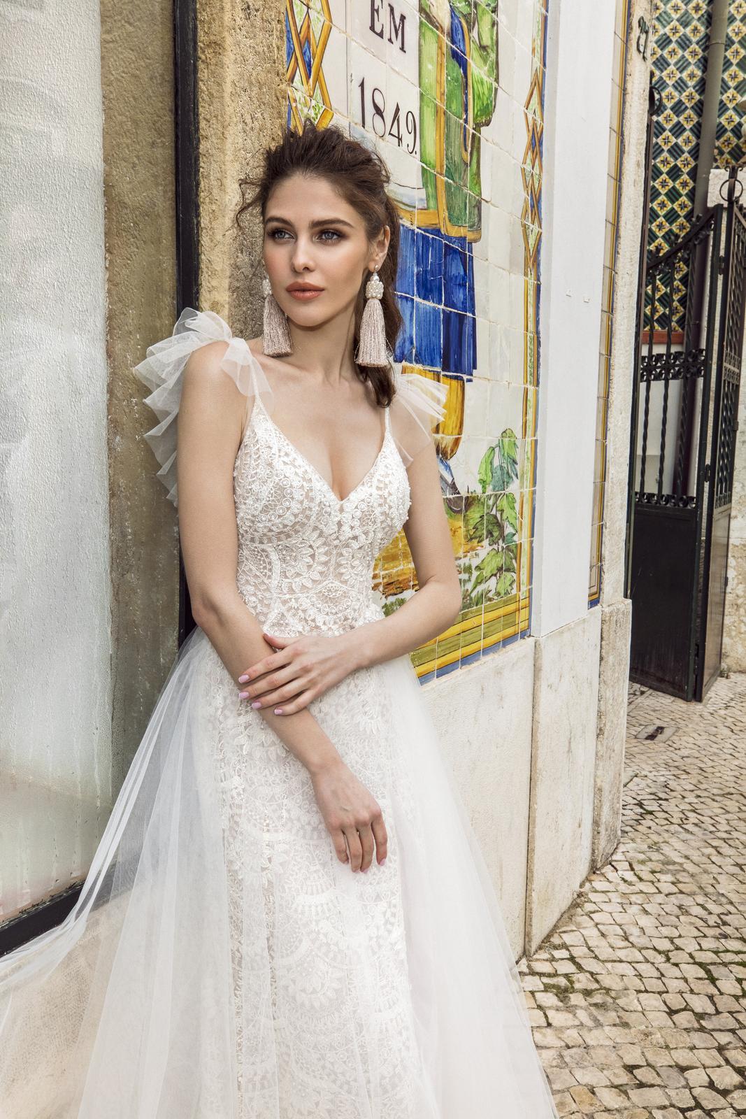 Svatební šaty Innocentia inspirované Lisabonem - Obrázek č. 15