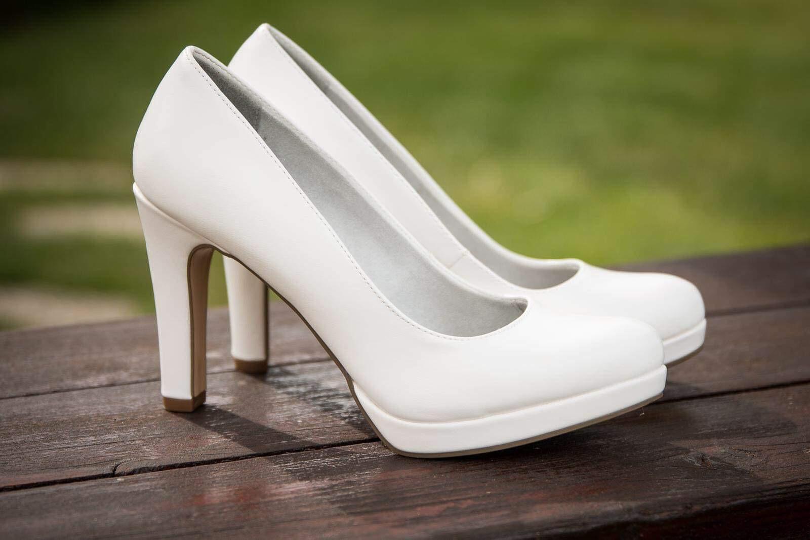 Svadobné topánky Tamaris - Obrázok č. 1