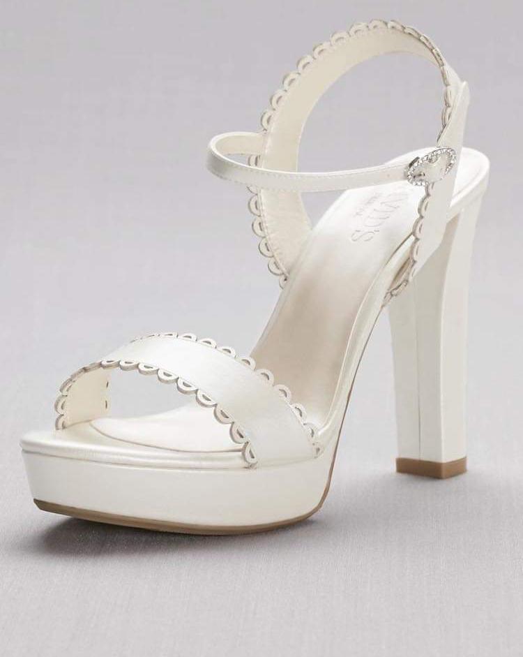 Svadobné sandále - Obrázok č. 1