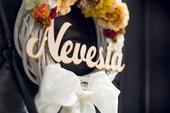 Svadobné vence (NEVESTA, ŽENÍCH),