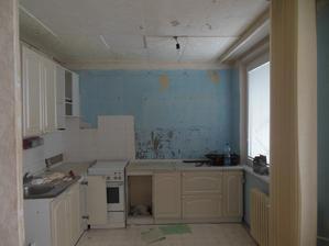 Demolice kuchyně