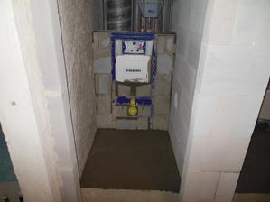 Budoucí záchod