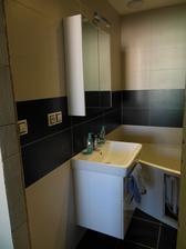Miluju naší novou koupelnu :)