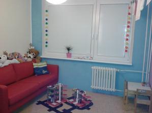 Dětský pokojík na hraní