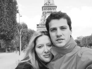 s Ondrou v Paříži