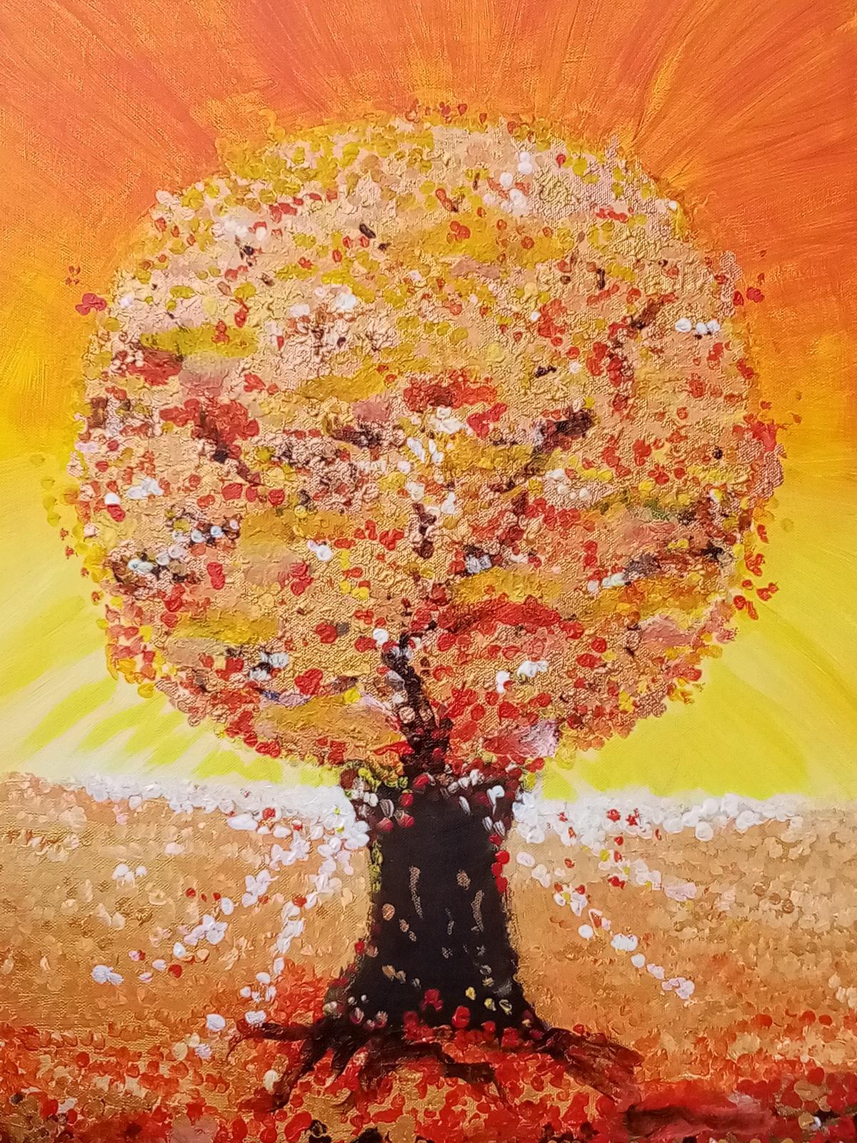 Obraz Jeseň - Obrázok č. 1