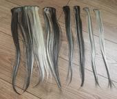 Clip in vlasy 45cm,