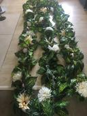 7m kvetinova girlanda ,