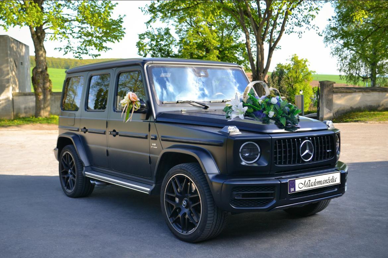 Luxusný svadobný odvoz - Obrázok č. 1