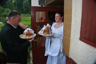 výmena chlebov