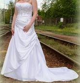 svatební šaty ella rosa, 38