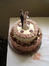 náš dort vlastní výroba