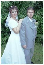 s mým manželem