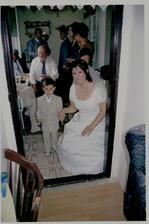 Ze svým synem Eričkem