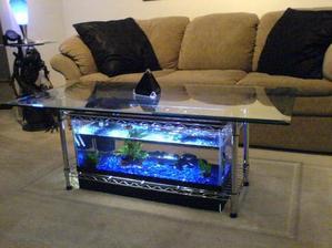 akvárium by sme chceli, len ešte nevieme kde