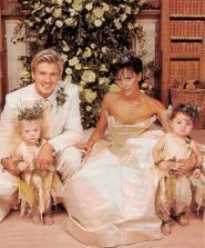Victoria Adams a David Beckham
